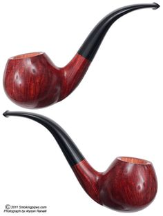 L'Anatra: Ventura Smooth Bent Apple