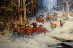 man from snowy river characters