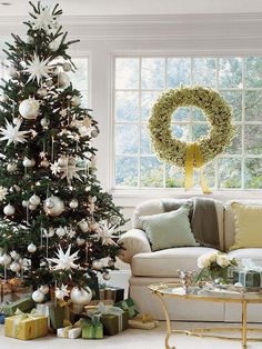 Want a designer look for your holiday tree? Browse our best tips for better Christmas tree decor that you can easily do yourself!
