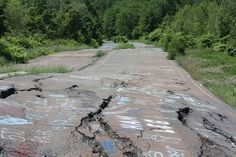 Centralia, PA--the burning town