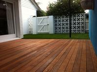Decking. Ground Up Garden Renovators Landscaper Pakenham Australia www.gardenrenovators.com.au Concrete Retaining Walls, Deck With Pergola, Decking, Melbourne, Up, Garage Doors, Landscape, Building, Outdoor Decor