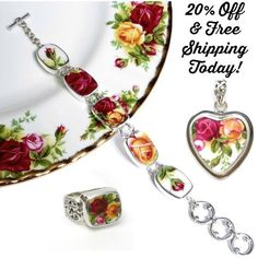 Our Mother's Day Sale starts Now!  20% off everything + Free Priority Shipping.  Click HERE:  https://brokenchinajewelryshop.com/ #Club_Glamour #Fashion #Trends #Jewelry #Rings #necklaces #pendants  #jewelry #handmadejewelry #instajewelry #jewelrygram #fashionjewelry #jewelrydesign #jewelrydesigner #FineJewelry #jewelryaddict #bohojewelry #etsyjewelry #vintagejewelry #customjewelry #statementjewelry #jewelrylover #silverjewelry #crystaljewelry #handcraftedjewelry #uniquejewelry…