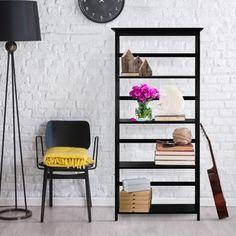 Montego 5-tier Bookcase   Overstock.com Shopping - The Best Deals on Media/Bookshelves
