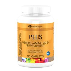PLUS™ - Provide crucial support for your endocrine health Amino Acid Supplements, Endocrine System, Amino Acids, Health Remedies, Health And Wellness, Depression, Herbalism, Healthy Living, Nutrition