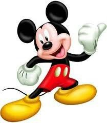 Mickey wants us to come along with him