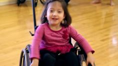 This is my neighbor and she has Spina Bifida! we are like sisters and this is her dance video!! SSOOO cute!!!!!