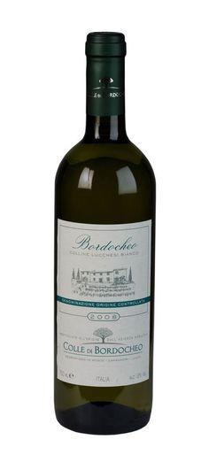 Colline Lucchesi Bordocheo Bianco DOC (Vineyards Colle di Bordocheo)
