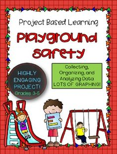 PBL Unit - Collect, Organize and Analyze Data.  Engaging project for grade 3-5 $