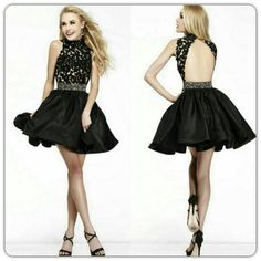 fashionlol's save of Sexy A Line Backless Little Black Lace Dress 2014 Homecoming Prom Party Dresses on Wanelo Little Black Lace Dress, Lace Top Dress, Cutout Dress, Prom Party Dresses, Homecoming Dresses, Formal Dresses, Dresses 2013, Party Gowns, Dress Prom