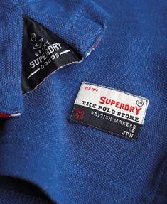 Superdry Core Appliqué Polo Shirt