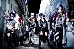 ROYZ visual kei rock jrock wallpaper | 2189x1459 | 331105