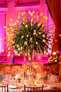 Tulips ~ Susan Stripling Photography, Floral Design: Tantawan Bloom   bellethemagazine.com