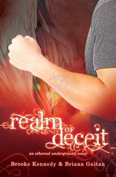 Pressed Leaf Publishing, Home of the Benjamin McTish Series: COVER REVEAL, REALM OF DECEIT