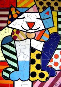 MOSAICO & CIA | Mosaico Artístico, Mosaicos, Mosaico de Pastilhas                                                                                                                                                                                 Mais