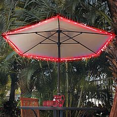 Red Light Tube Outdoor Lamp Garden Yard Decoration ...384 x 384 | 88.9 KB | www.miniinthebox.com