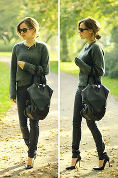 Back in October (by Christine R.) http://lookbook.nu/look/4289223-Back-in-October