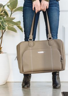 f6fe4e1ff1f0 Stylish, cute laptop bag for any occasion. Work, travel, college, or
