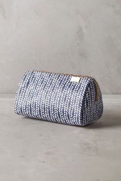 Brushstroke Beauty Pouch #anthrofave