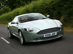 The Aston Martin Vanquish was first unveiled at the 2001 Geneva Motor Show and…