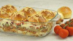 Burgerauflauf, ein raffiniertes Rezept aus der Kategorie Käse. Bewertungen: 7. Durchschnitt: Ø 4,3.
