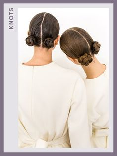Fashion Week Hair - Mansur Gavriel | allure.com