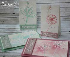 Zauberhaft-handgemacht, Kreativ durcheinander Challenge #30, Aquarell, Karten, Verpackung, Punchboard für Geschenktüten,