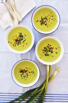 SWEET PEAS-PARMESAN SOUP- use grass fed cream or coconut cream & bone broth= yummy!