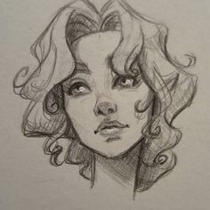 Sketchbook Drawings, Art Drawings Sketches Simple, Indie Drawings, Sketch Drawing, Sketches To Draw, Sketches Of Women, Drawings Of Girls, Sketching, Easy People Drawings