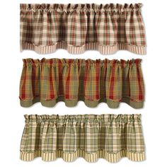 free kitchen valance patterns for windows | Lined Valances For A Finely Taylored Look | Window Valances