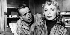 Bogart And Bacall, Humphrey Bogart, Peter Lorre, John Huston, Movie Talk, Jennifer Jones, Gina Lollobrigida, Lauren Bacall, Old Movies