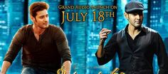 LIVE: Srimanthudu Audio Launch