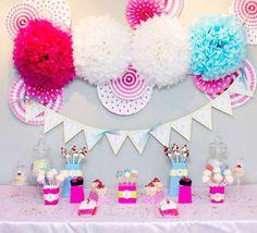 Cupcakes! Birthday Party Ideas   Photo 1 of 22