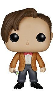 Funko 4628 POP TV: Doctor Who Dr #11 Action Figure from FunKo Disc: Affiliate Link