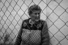 Señora Huertas, Lorca, Murcia, Spain