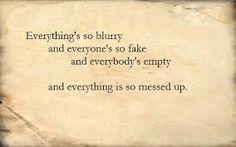 puddle of mud blurry lyrics