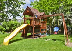Create a Park in Your Backyard  #remodeling