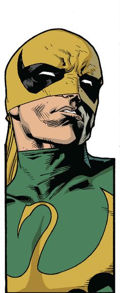 Iron Fist by Stuart Immonen Marvel Comic Character, Comic Book Characters, Marvel Characters, Comic Books Art, Comic Art, Iron Fist Comic, Iron Fist Marvel, Marvel Comics Art, Marvel Heroes