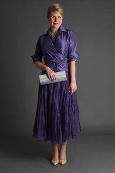 late summer formal tea length dresses bohemian | Source url: http://shop.livingsilk.com.au/collections/clothing ...
