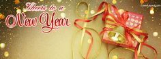 Cherrs To A New Year Facebook Cover coverlayout.com
