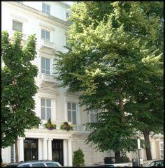 phoney house - 22-23 Leinster Terrace