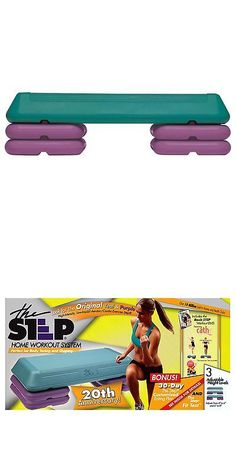 Jump Ropes 62134: The Step Workout System, Green BUY IT NOW ONLY: $35.82