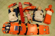 Water Lifesaving Training