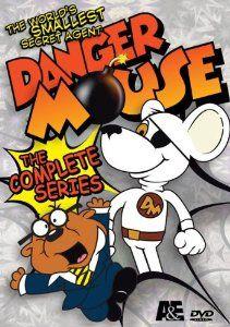 DangerMouse: The Complete Series Megaset: Danger Mouse, A Entertainment: Movies & TV