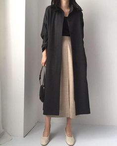 ✔ Fashion Outfits For Work Capsule Wardrobe Classy Outfits, Vintage Outfits, Casual Outfits, Vintage Fashion, Look Fashion, Korean Fashion, Autumn Fashion, Mode Outfits, Fashion Outfits