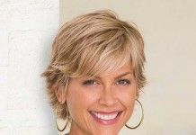 20 Good Short Haircuts For Women Over 50