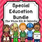 Are you a Special Education teacher? This is a great bundle of all of my special education products at amazing deal of 40% off list price!  Every t...