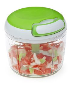 This Herb & Veggie Chopper by Progressive is perfect! #zulilyfinds