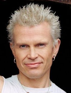 Billy Idol makes me geek out. You can't help but spaz when his songs play!