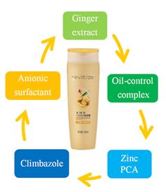 Revitize Ginger Strengthening Shampoo - Tiens BD Product Price List