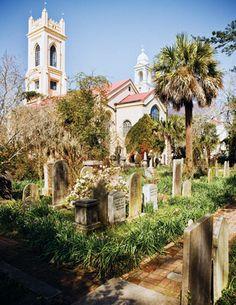 City by the Sea - Charleston | Garden and Gun